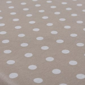 LATTE DOTS OILCLOTH TABLECLOTH (3)