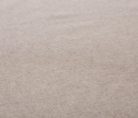 Mantel Antimanchas Resinado Liso de Color Tostado