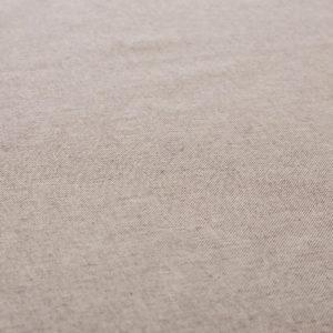Plain Natural Oilcloth Tablecloth (4)