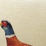 Blue Head Pheasant Tapestry Cushion Cover (2)