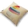 Cherry Colorful Cupcake Cushion Cover (3)