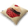 Cherry Cream Cupcake Cushion Cover (3)