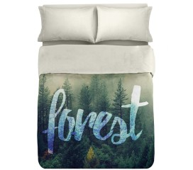 Forest Duvet Set Digitally Printed
