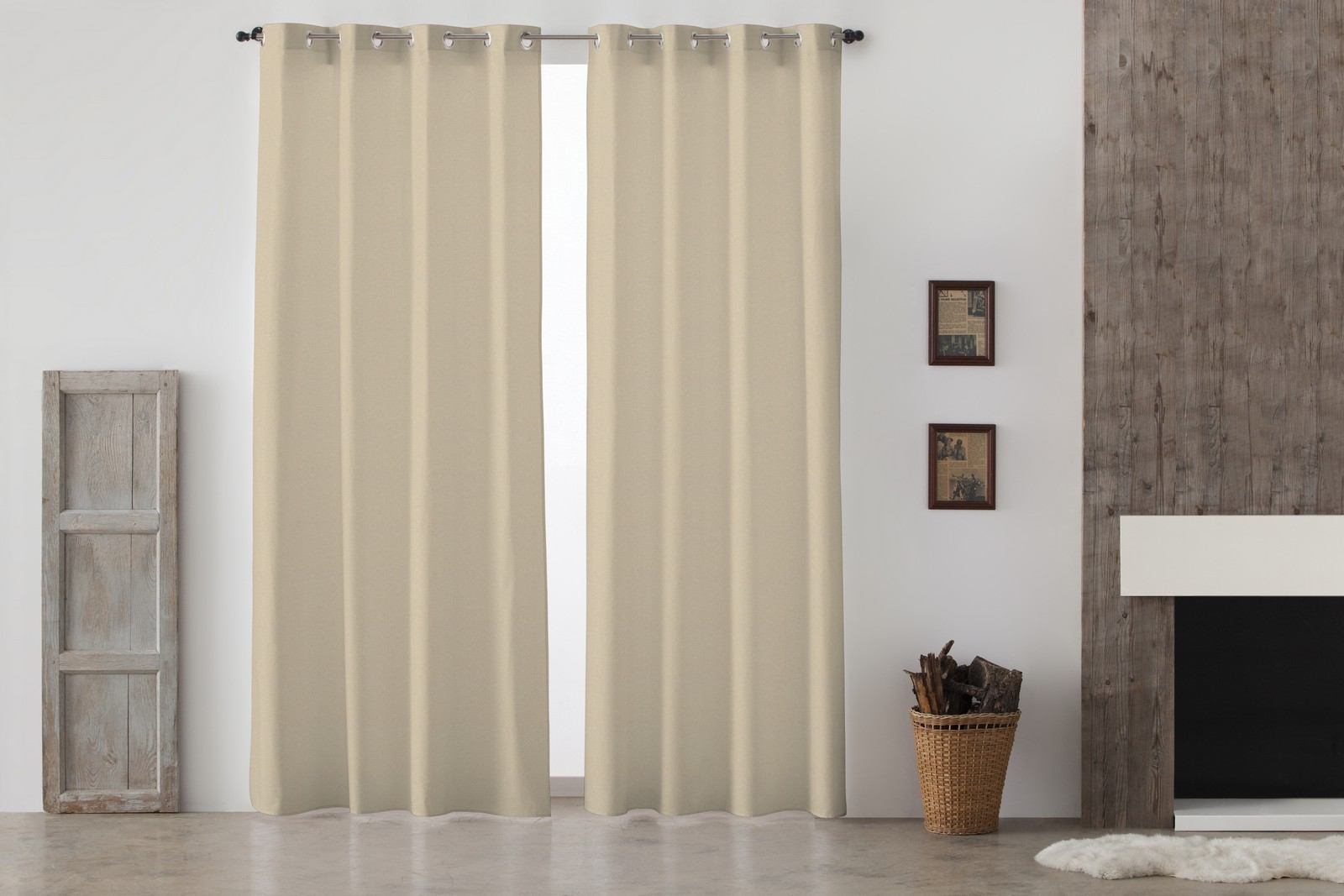 Venta online de cortinas vintage de calidad al mejor for Cortinas grises para dormitorio