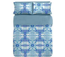 Ethnic Xauen Duvet Set Digitally Printed