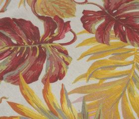 Botanic Red Mantel