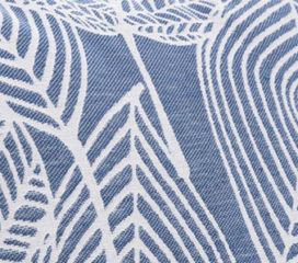 Patrice Blue Cushion Cover