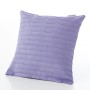 HARLEQUIN PLEATED PURPLE 45X45 (LIMITED EDITION)