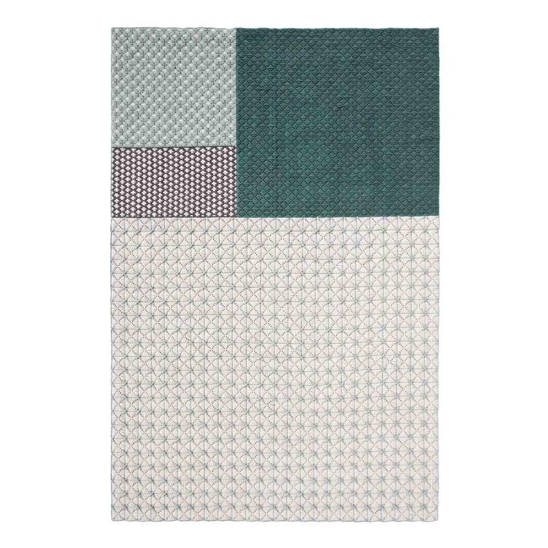 alfombra sila green gan - Alfombras Modernas