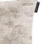 Digital Colombus Map Cushion Cover  (2)