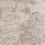 Digital Colombus Map Cushion Cover  (3)