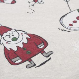 Girones Home, tienda online de Mantel Navidad Olaf, mantel navideño alta calidad y buen precio