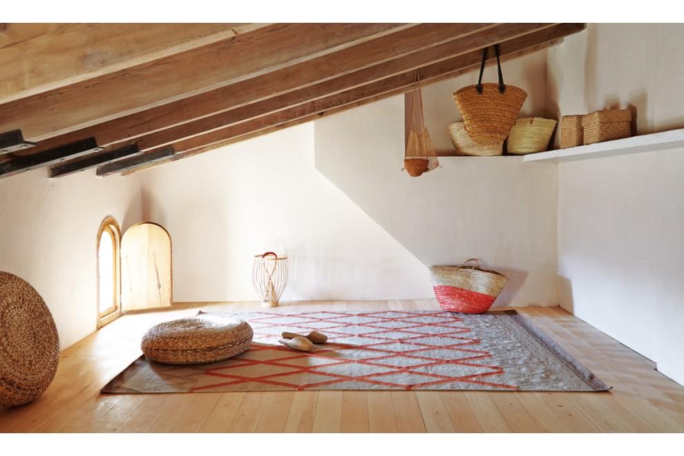 Conoce todo sobre las alfombras con tecnica kilim for Todo alfombras