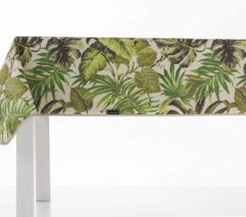 Botanic Green Mantel