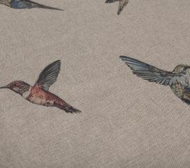 HUMMINGBIRDS ZEN CREAM Mantel