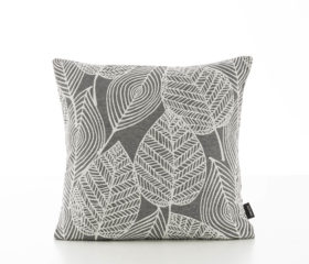 Patrice Grey Cushion Cover