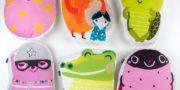 Selección de cojines infantiles GironesHome