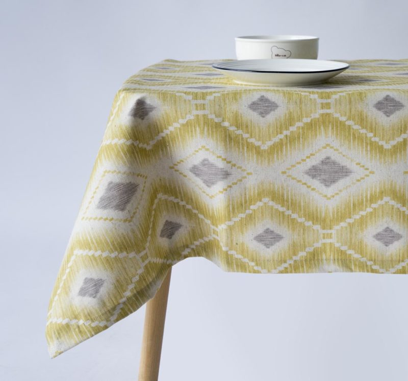 Mantel CAPE TITIAN 03 GREY ON GOLD