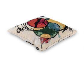 Funda de Cojín Vuelo Libelula, colección Miró