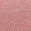 Garden Layers Diagonal Almond-Red Rug by Gan Rugs 3