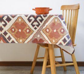 Oilcloth tablecloth KIDSTON KILIM TEJA