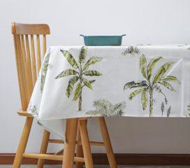 Mantel antimanchas KIDSTON Sabana Palm